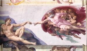Michelangelo_-_Sistine_Chapel_ceiling_-_bay_4_cropped